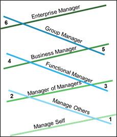 Leadership Pipeline Stages (Ram Charan, Stephen Drotter and James Noel)