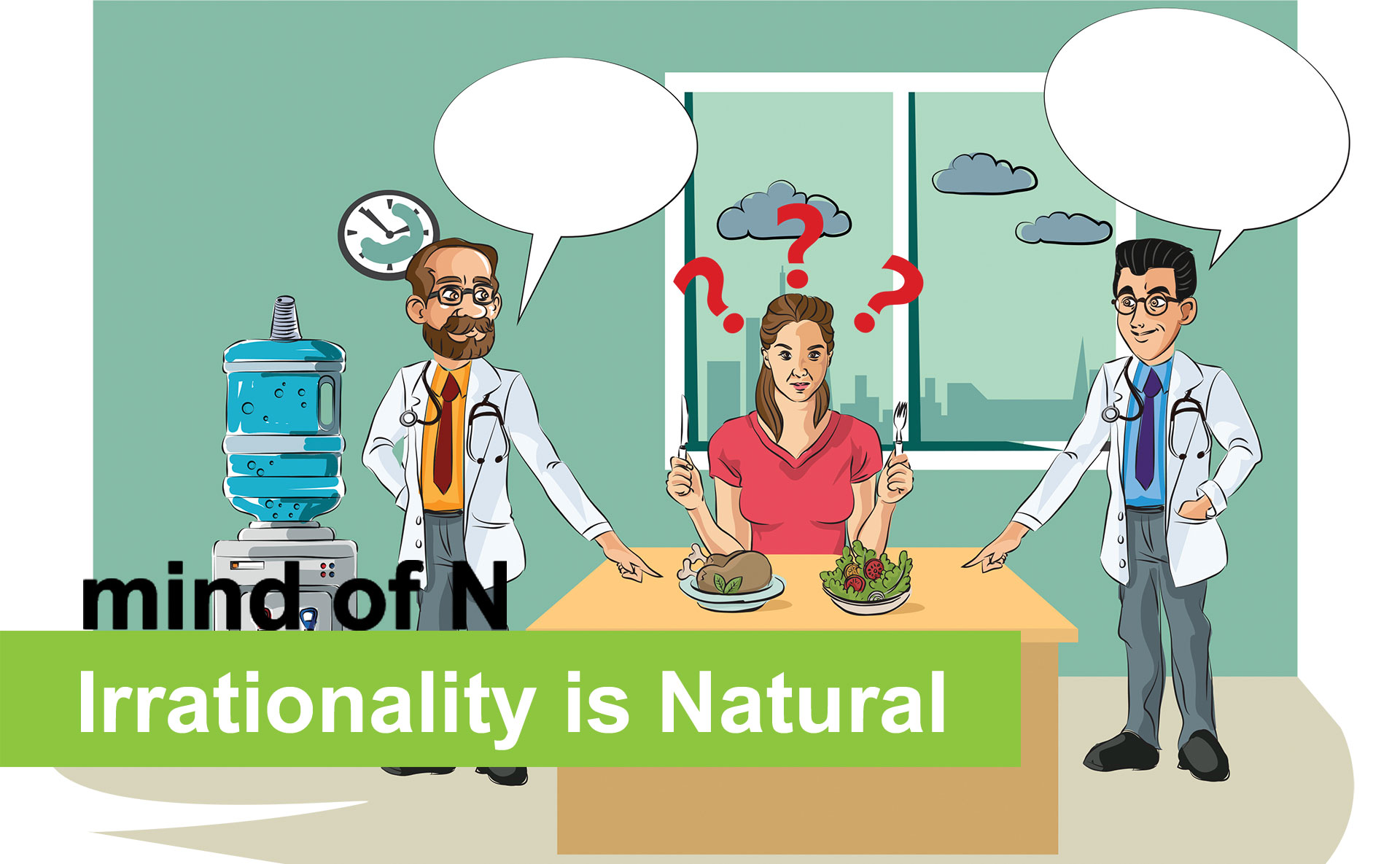 Irrationality is Natural